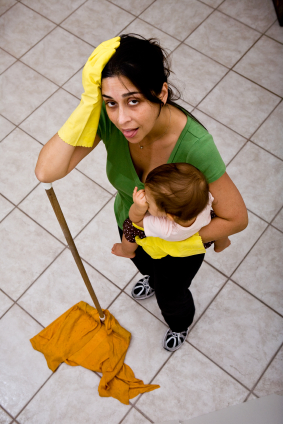 mom cleaning housework busy mom housewife stay at home mom SAHM